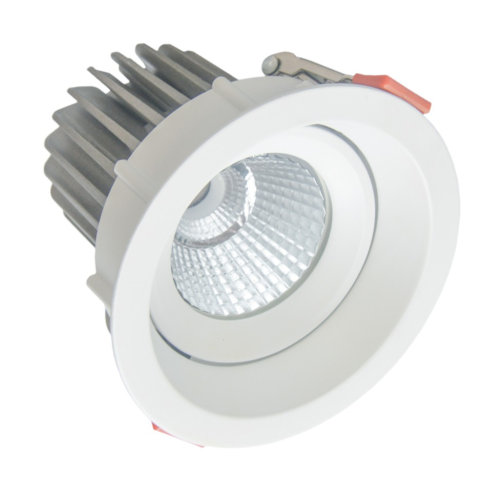7-30W rotatable LED downlight